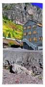 Pandora Mill - Telluride - Colorful Colorado Beach Towel