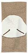 Full Pansy Shell Beach Towel