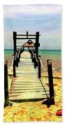 Paradise Beach Beach Towel