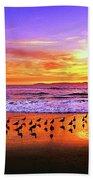 Paradise Found, Huntington Beach, California, Catalina Island Beach Towel