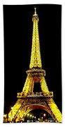 Paris 4 Beach Towel