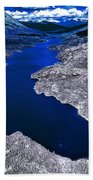 Parlament Blue Reservoir Beach Towel