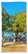 Parmer's Resort At Little Torch Key Beach Towel