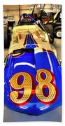 Parnelli At Indianapolis Beach Towel