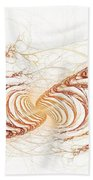 Passage To Clarity Beach Towel