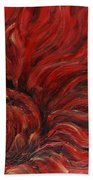 Passion Iv Beach Towel