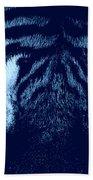 Passionate Hunter Beach Towel