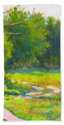 Pasture Road Beach Towel