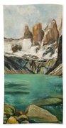 Patagonia Beach Towel