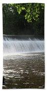 Patapsco Valley State Park - Bloedes Dam Beach Towel