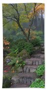 Pathway To Serenity Beach Towel