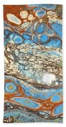 Patina Vanes  Beach Towel