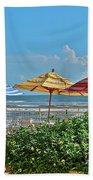 Patio Dining Beach Towel