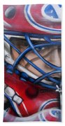 Patrick Roy ... Beach Towel