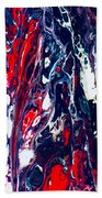 Patriot Forest Beach Towel