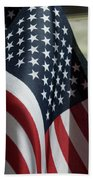 Patriotism Beach Towel