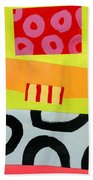 Pattern # 8 Beach Towel