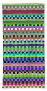 Pattern 146 Beach Towel