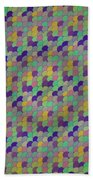 Pattern 61 Beach Towel