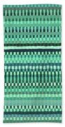 Pattern 87 Beach Towel