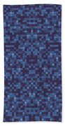 Pattern 90 Beach Towel