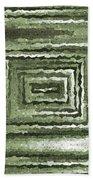 Pattern 96 Beach Towel