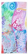 Pattern And Form I Beach Towel
