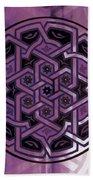 Pattern Art 0014 Beach Towel