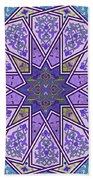 Pattern Art 006 Beach Towel