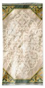 Pattern Art 030 Beach Towel