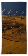 Patterson Pass Wind Farm Beach Sheet