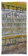 Patterson Beach Towel