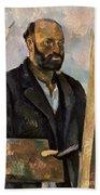 Paul Cezanne (1839-1906) Beach Towel