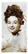 Paulette Goddard, Hollywood Legend Beach Towel