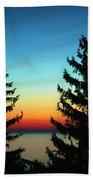 Peace And Quiet 2 Beach Towel