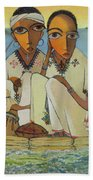 Peace And Serenity Beach Towel