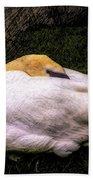 Peace At Nightfall Beach Towel