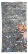 Peace Beach Towel by Lauri Novak