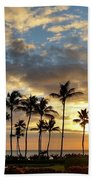 Peaceful Dreams Hawaii Beach Towel