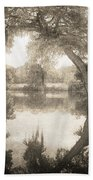 Peaceful Evening Beach Towel
