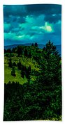 Peaceful Perspective  Beach Towel