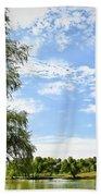 Peaceful View - Bradfield Park 18-37 Beach Towel