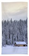 Peaceful Widerness Beach Towel