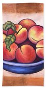 Peaches Beach Towel