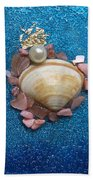 Pearl Of The North Sea Sylt No 2 Beach Towel