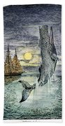 Pehe Nu-e: Moby Dick Beach Towel
