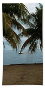 Pelican Beach Belize Beach Towel