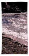 Pelican Lunch Beach Towel