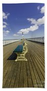 Penarth Pier 9 Beach Towel