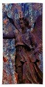 Pending Victory Goddess Victoria Beach Towel